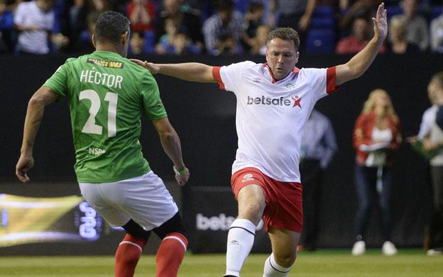 Highlight Anh 2-1 Mexico (lượt 3 bảng A giải Star Sixes 2017)
