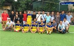FC Triệu Sơn vô địch THF Cup 2017