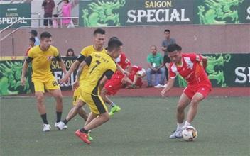 Vòng 7 SL1-S2: Gia Việt đánh bại đội bóng của Văn Quyết để lên đầu bảng
