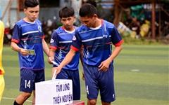 Dàn sao futsal tham gia giải thiện nguyện Đức Thắng GPRS