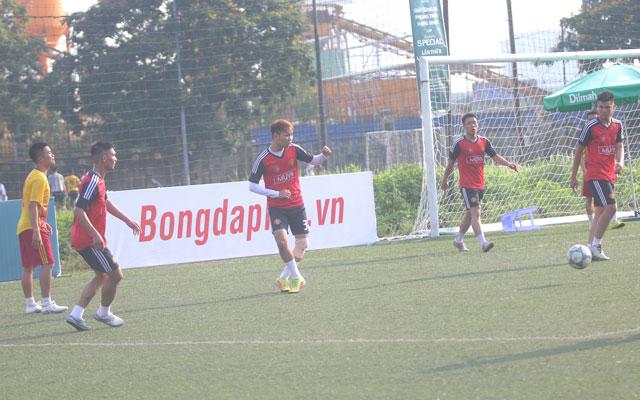 Khai mạc giải bóng đá Vô địch sân 7 Hà Nội 2017 – vòng loại khu vực 1 – Thanh Xuân: Hấp dẫn