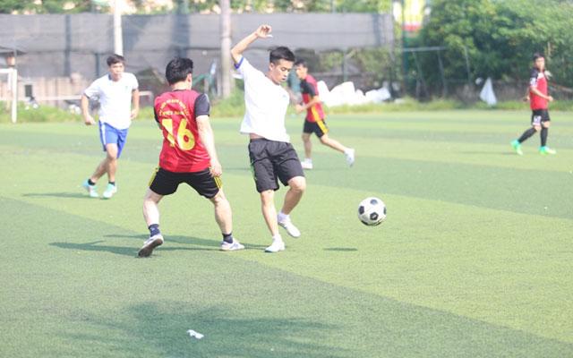 Giao hữu bóng đá kỷ niệm 87 năm truyền thống ngành Tuyên giáo