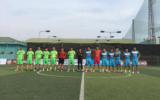 Khai mạc giải bóng đá U23 phong trào Hà Nội 2017: Nhiều trận đấu chênh lệch