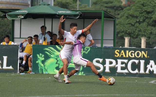 Tùng Ân Hoa Lư 1-1  Du Lịch (Vòng 8 Saigon Special League 1 – Season 2)