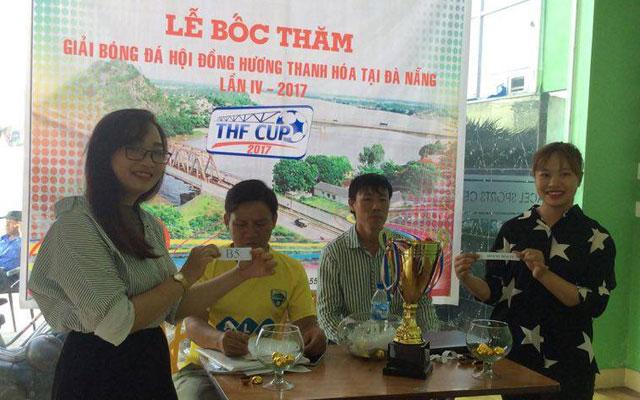 Giải bóng đá đồng hương Thanh Hóa lần thứ 4 năm 2017 tại Đà Nẵng