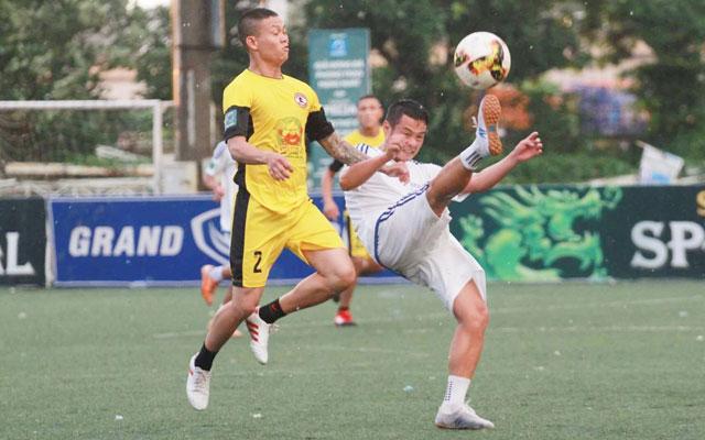 BIDV Quang Trung áp sát Gia Việt, Nguyễn Trãi vô địch trước 2 vòng