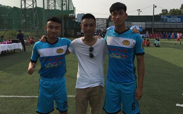 Vòng 2 giải bóng đá U23 phong trào Hà Nội 2017: Moon thắng đậm nhất