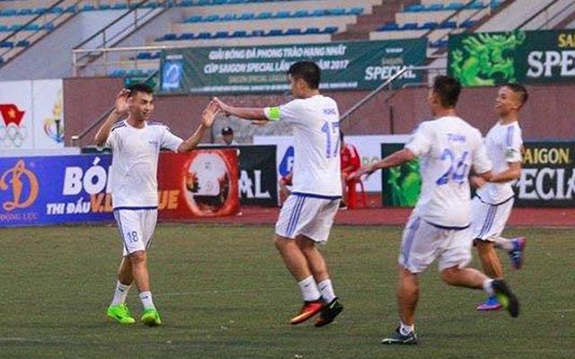 Mạnh Phong, cầu thủ đa năng của BIDV Quang Trung