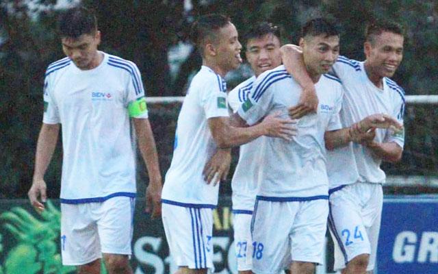 Highlight: Gia Việt 0-1 BIDV Quang Trung (Vòng 8 SL1 - S2)