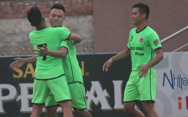Highlight: Triều Khúc 2-0 Từ Sơn + (Vòng 9 SL1 - S2)