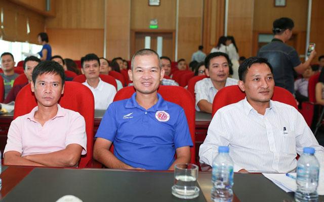 Bốc thăm và công bố lịch thi đấu giải bóng đá cúp 94-97 Hà Nội