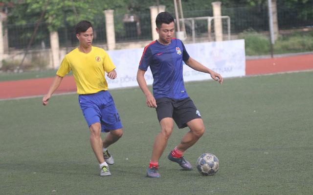 Giải Vô Địch Sân 7 Hà Nội – KV1: Top Gun và AFC Hà Nội rượt đuổi kinh dị