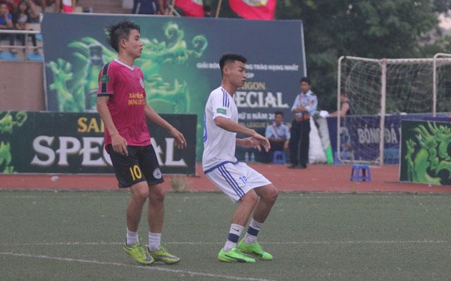 Vòng 10 SL1-S2: Top đầu đều thắng, trừ nhà vô địch Nguyễn Trãi