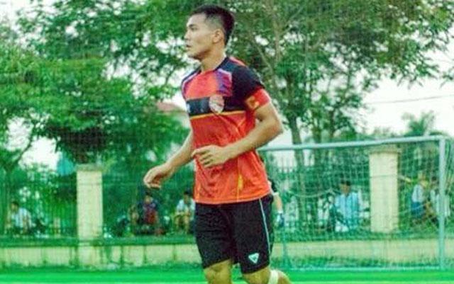 Công Huấn, hậu vệ trái tài năng của Gia Việt