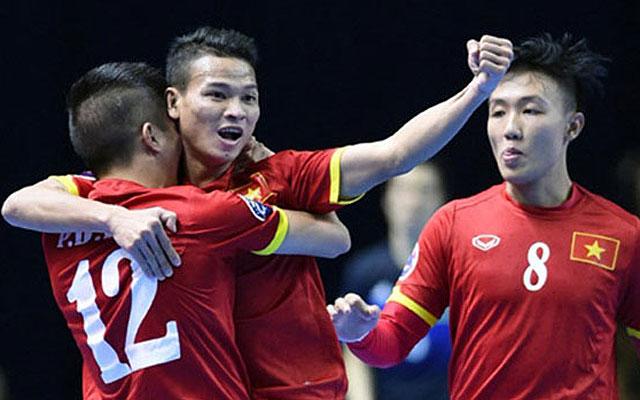 ĐT futsal Việt Nam gút danh sách dự SEA Games, loại 7 cầu thủ
