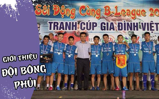 Gia đình Việt FC: Một thương hiệu phủi đất Kinh Bắc