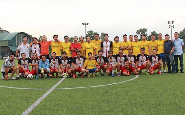 Việt Ba vô địch giải Giao hữu Tứ Hùng 2017