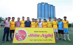 Thắng đậm, FC Ngôi Sao đứng vững ở top đầu Bank League