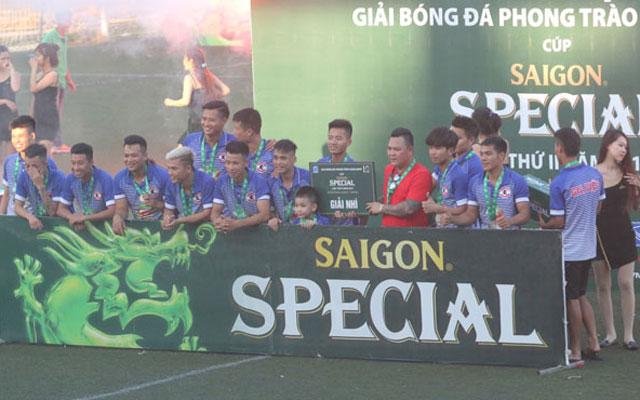 Nhìn lại giải hạng nhất phủi Hà Nội SL1 - S2: Đa sắc thái
