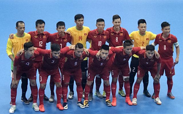 Văn Vũ và đồng đội thăng hoa, ĐT Futsal Việt Nam vùi dập Myanmar 6-1