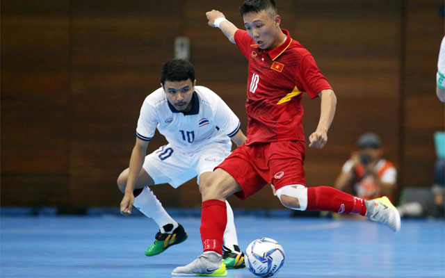 Cầu thủ futsal Việt Nam đổi tầng ở vì có người chết