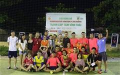 FC Enter vô địch giải Manchester United FC Đà Nẵng 2017