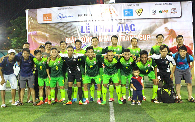 Vàng Lộc Tài FC – nơi hảo thủ miền Tây tề tựu