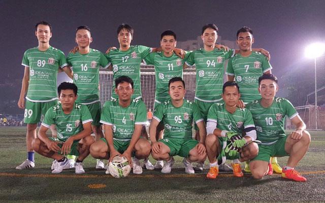 FC2L, đội bóng của những chàng sinh viên