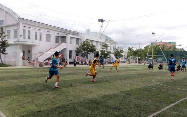 Dilmah Danang vô địch giải bóng đá Thư Ngọc Anh mở rộng lần 2 năm 2017