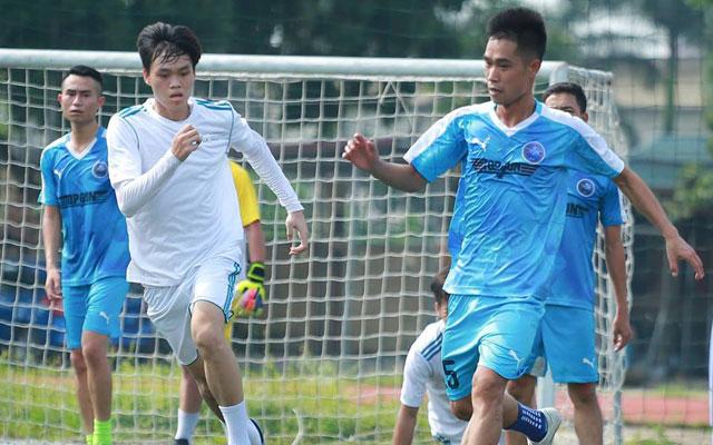 FC QUI, sự trở lại ấn tượng của 1 đội bóng phong trào