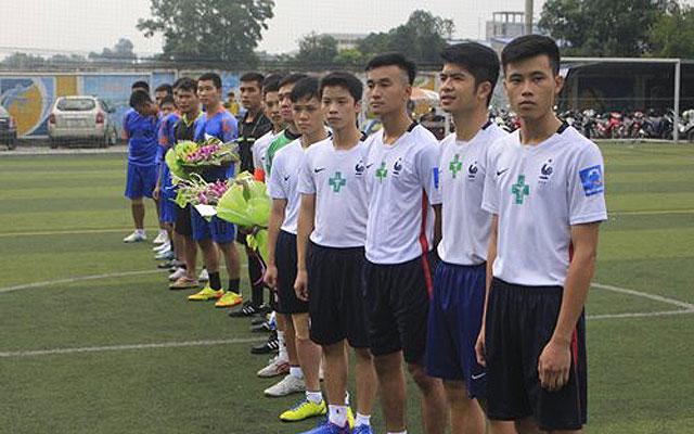 Khai mạc ngày hội bóng đá Thái Nguyên League mùa 4