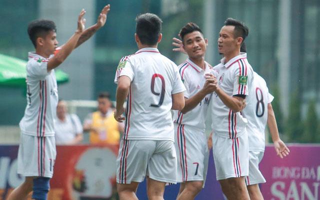 Trước vòng bán kết vòng loại vô địch sân 7 Hà Nội, KV1: Sẽ có bất ngờ?