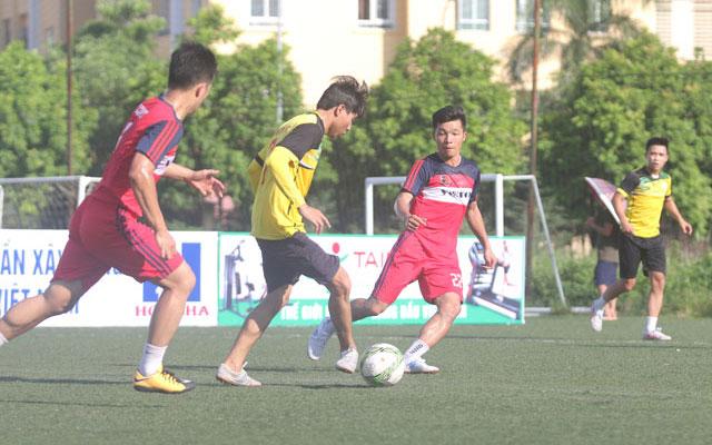 Vòng 2 hạng Nhất Nghệ League: Ứng viên vô địch tiếp tục thể hiện sức mạnh?