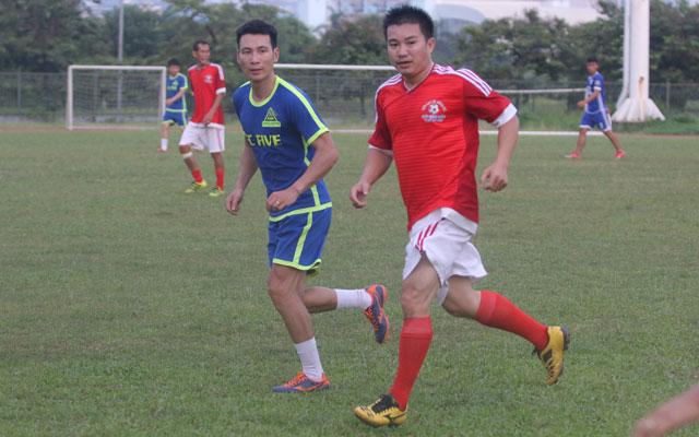 FC Five giao hữu với FC Cựu sinh viên TP HCM, ủng hộ đồng bào miền núi phía Bắc