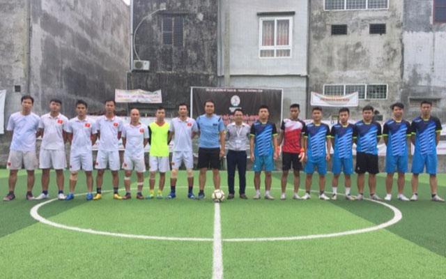 FC AE và FC X-One dắt tay nhau vào tứ kết Thạch Đà Open Cup