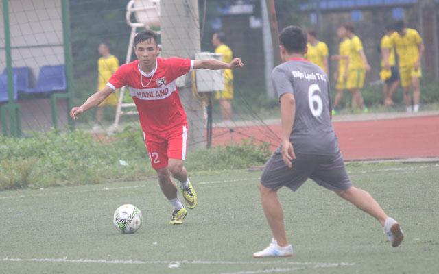 Vòng 2 giải Hạng Nhất Nghệ League 2017: Hưng Nguyên thể hiện sức mạnh