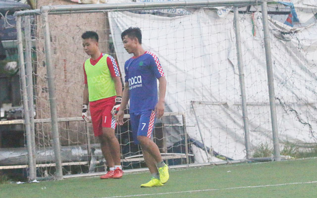 Thọ Bao Công, người hùng của FC Lucky Thanh Hà