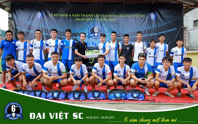 Đại Việt SC, đơn giản nhưng khác biệt
