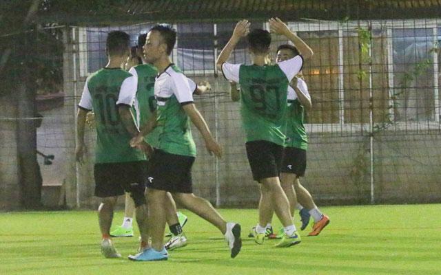 Toàn Thắng Khương Thượng thắng ICC Hà Nội 2-0 trong trận giao hữu cống hiến