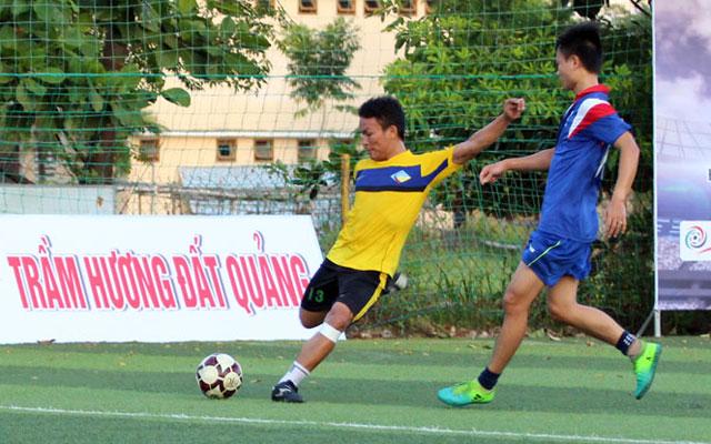 Trầm Hương Đất Quảng toàn thắng, Zion FC lại hòa