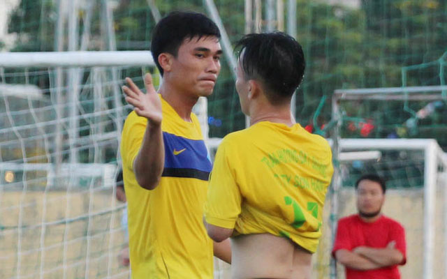 Những tấm vé đầu tiên vào bán kết Cúp Hà Sơn 2017 đã có chủ