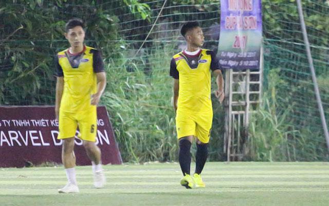 Cúp Hà Sơn 2017: Xác định xong vé tứ kết