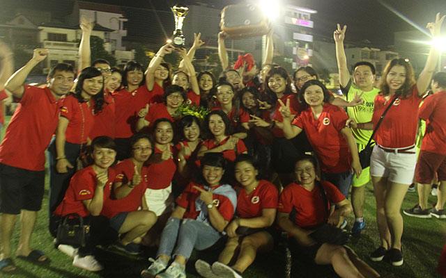 Lê Quý Đôn giành Siêu Cúp Hội Ngộ 2017