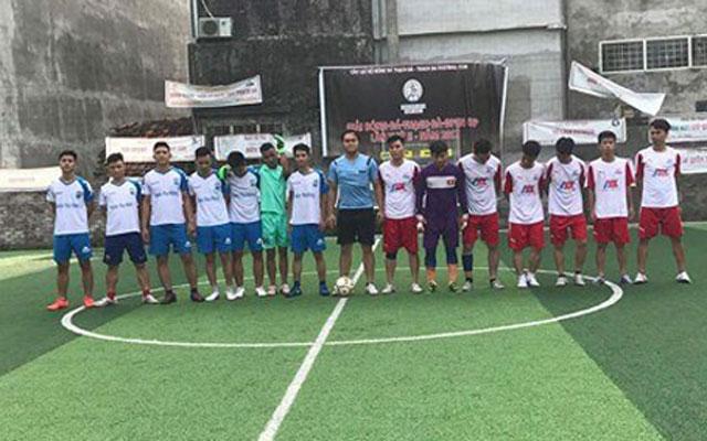 ĐKVĐ Thạch Đà 1 và FC An Cư vất vả vào bán kết Cúp Thạch Đà 2017