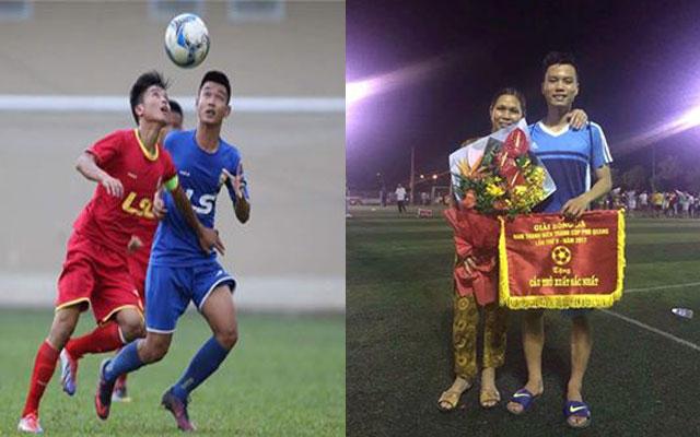 Hoàng Trọng Quân - tài năng trẻ của FC New Focus