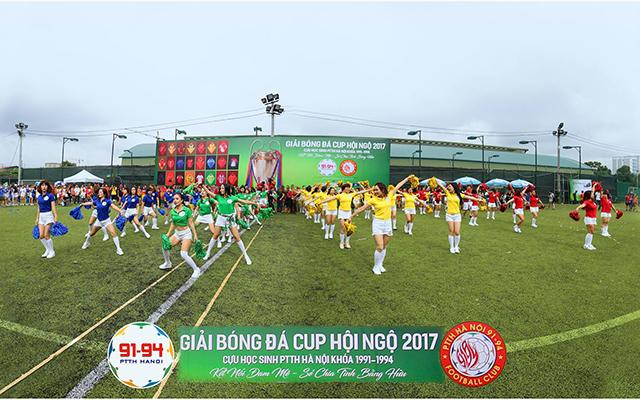 Cup Hội Ngộ 2017: Không chỉ là Bóng Đá