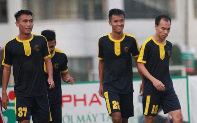Tân Kỳ vô địch hạng Nhất Nghệ League 2017
