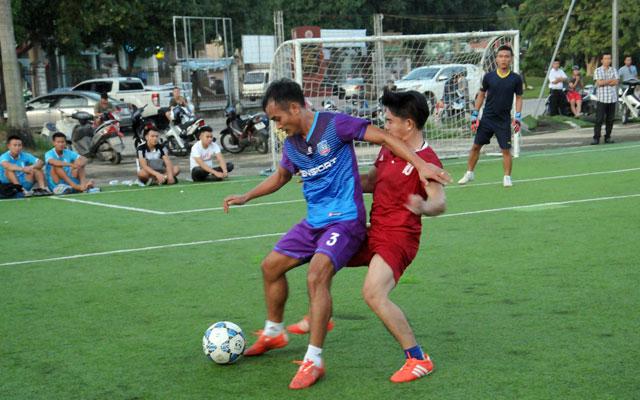 """Vắng Cường """"Pha-đin"""", Yên Thành bị loại; Dimori Sport cầm hòa Văn Minh"""