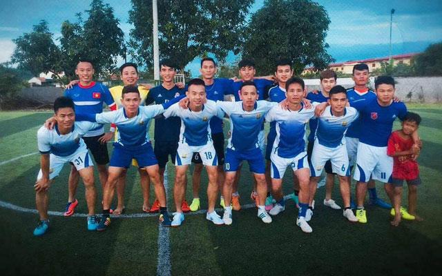 Tân Thành FC: Niềm đam mê & sự đoàn kết