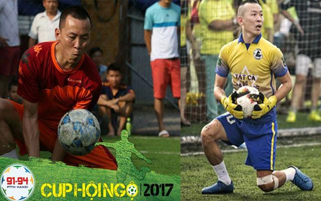 """Cup Hội Ngộ 2017: Những """"Người gác đền"""""""